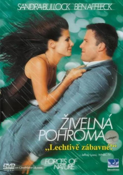 Forces Of Nature - Czech Movie Cover