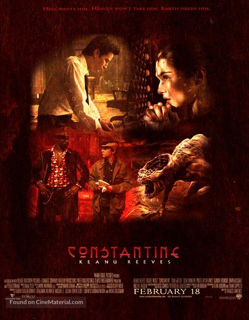 Constantine - Movie Poster
