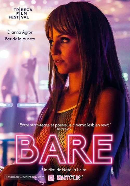Bare - French Movie Cover