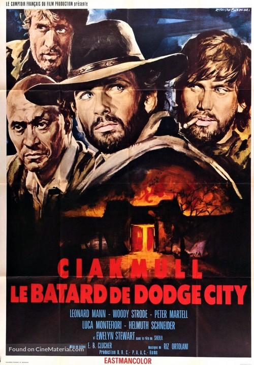 Ciakmull - L'uomo della vendetta - French Movie Poster