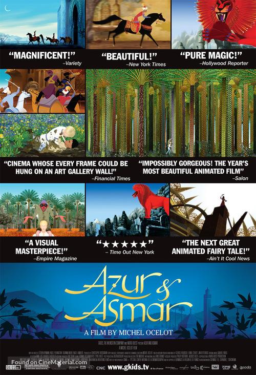 Azur et Asmar - Movie Poster
