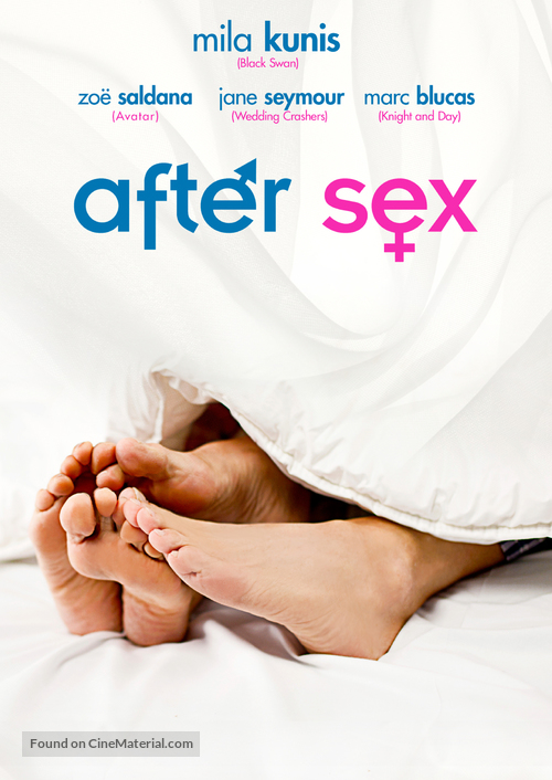 After Sex - Movie Poster