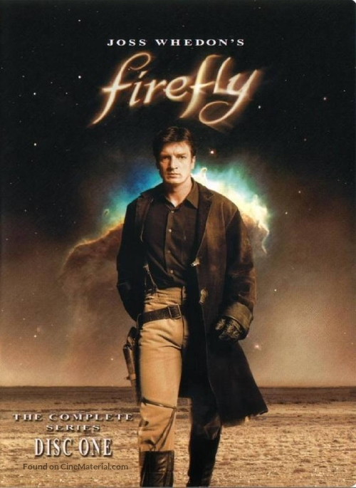 """Firefly"" - DVD movie cover"