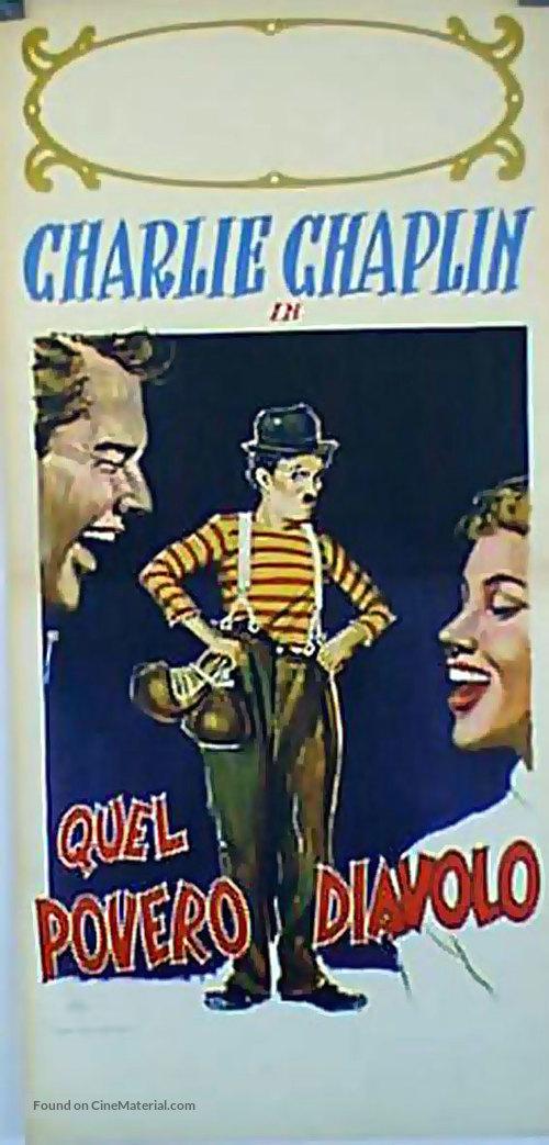 The Champion - Italian Movie Poster