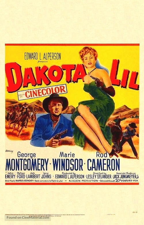 Dakota Lil - Movie Poster