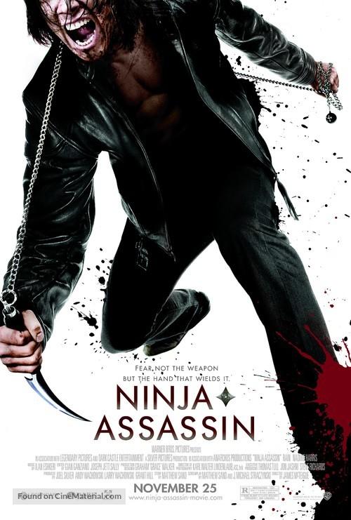 Ninja Assassin - Movie Poster