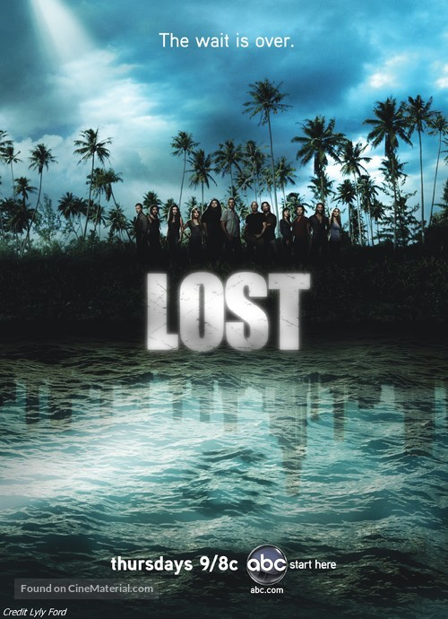 """""""Lost"""" - Movie Poster"""