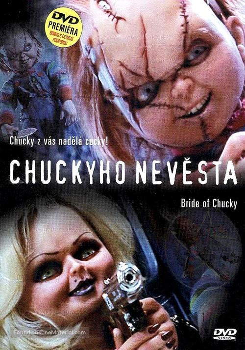Bride of Chucky - Czech Movie Poster