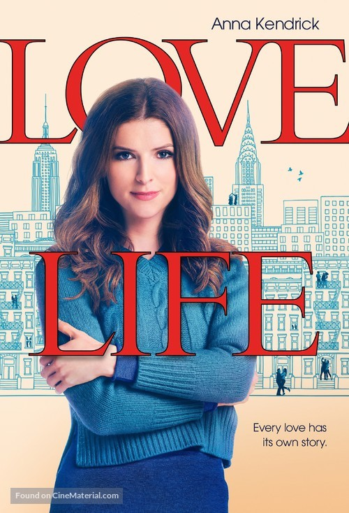 """""""Love Life"""" - Video on demand movie cover"""