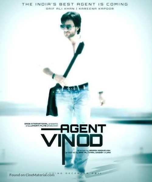 Agent Vinod - Indian Movie Poster