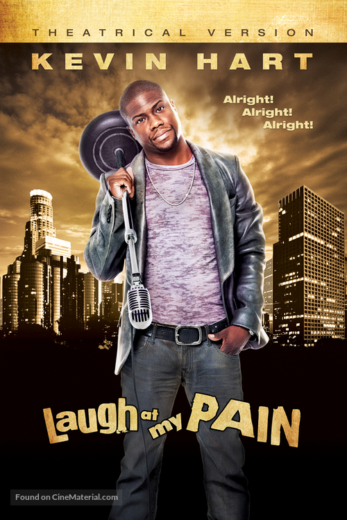 Laugh at My Pain - DVD cover