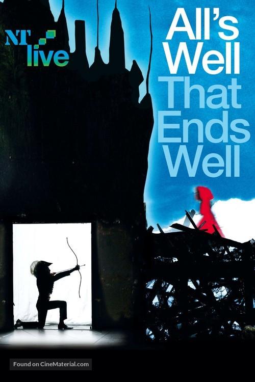 """National Theatre Live"" - Australian Movie Poster"