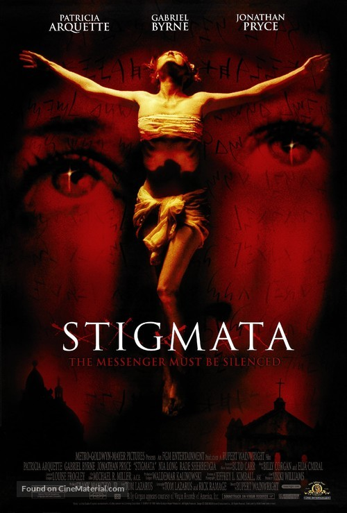 Stigmata - Movie Poster