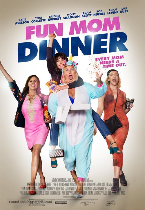 Fun Mom Dinner - Movie Poster