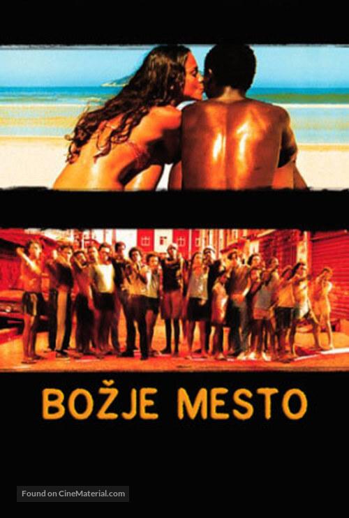 Cidade de Deus - Slovenian Movie Poster