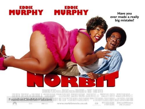 Norbit - British Movie Poster