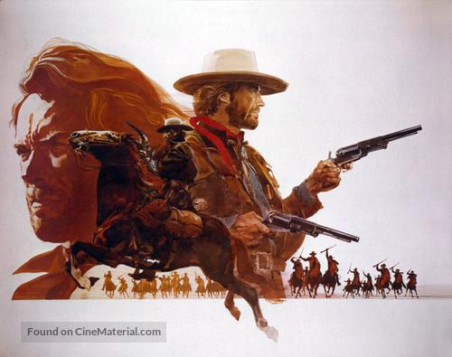 The Outlaw Josey Wales - Key art