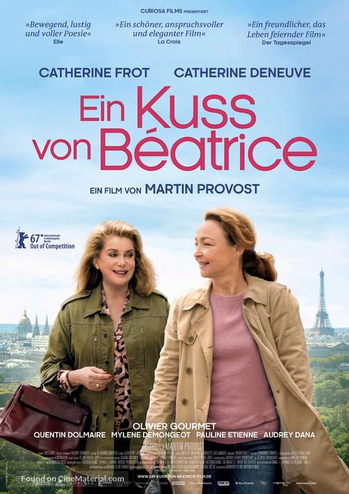 Sage femme - German Movie Poster