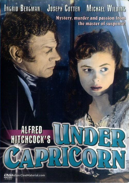 Under Capricorn - DVD movie cover