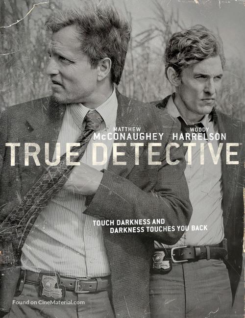 """True Detective"" - DVD movie cover"