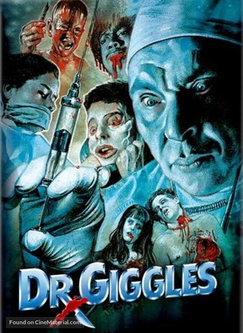Dr. Giggles - German Movie Cover