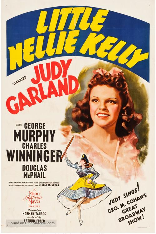 Little Nellie Kelly - Movie Poster