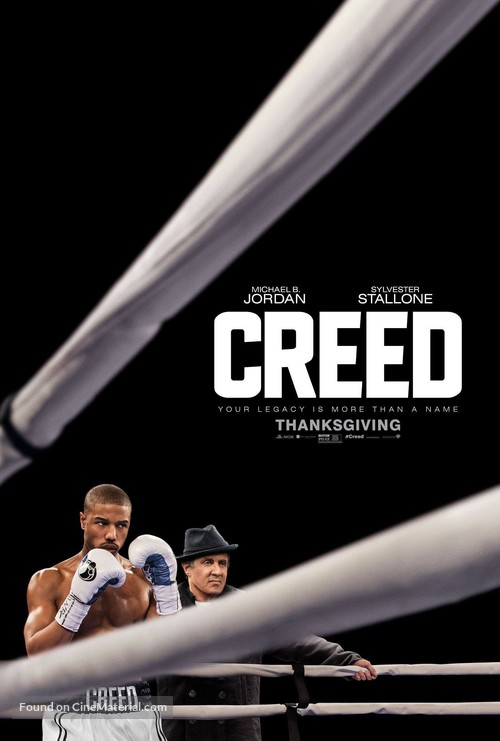Creed - Teaser movie poster