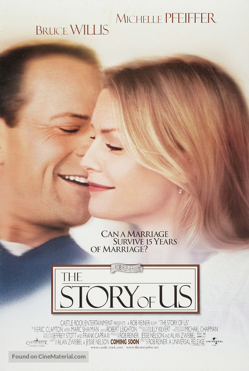 The Story of Us - Movie Poster