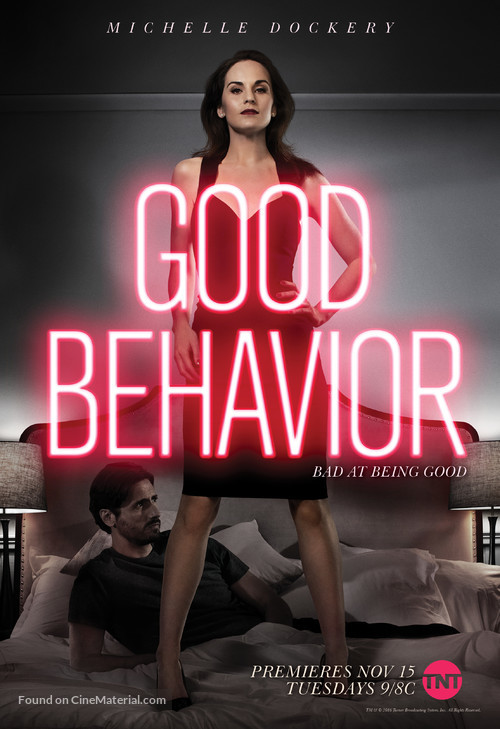 """Good Behavior"" - Movie Poster"