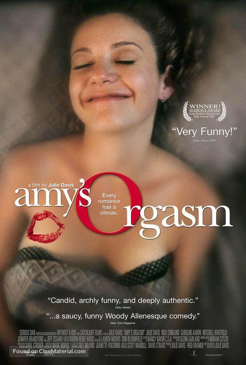 Amy's Orgasm - Movie Poster