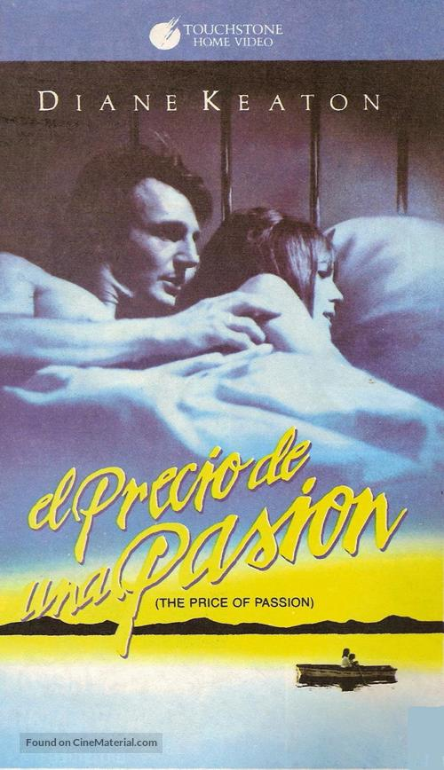 The Good Mother - Argentinian VHS movie cover