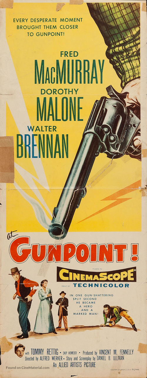 At Gunpoint - Movie Poster