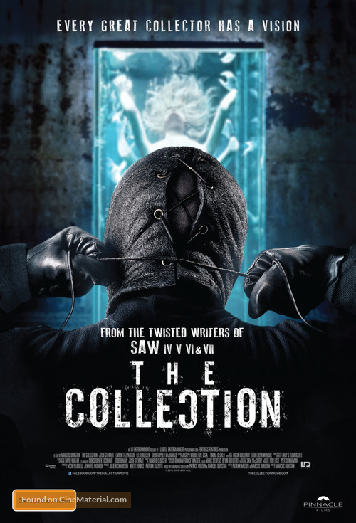 The Collection - Australian Movie Poster