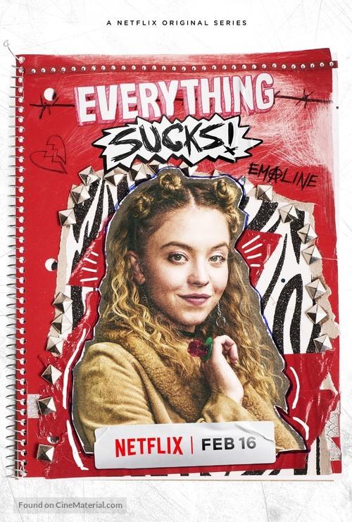 """""""Everything Sucks!"""" - Movie Poster"""