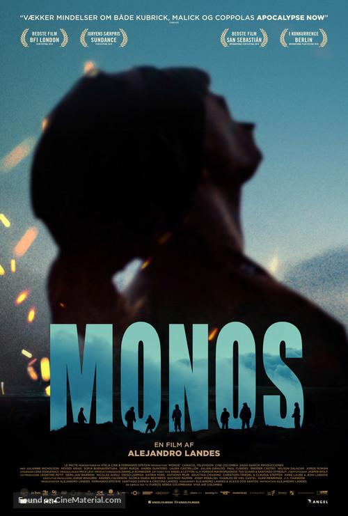 Monos - Danish Movie Poster