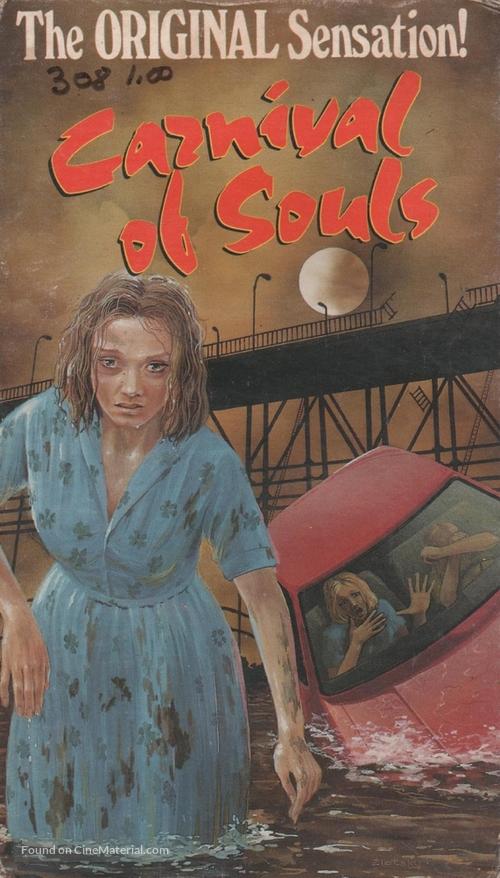 Carnival of Souls - Movie Cover