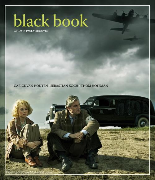 Zwartboek - poster