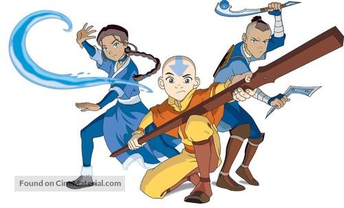 """Avatar: The Last Airbender"" - Key art"