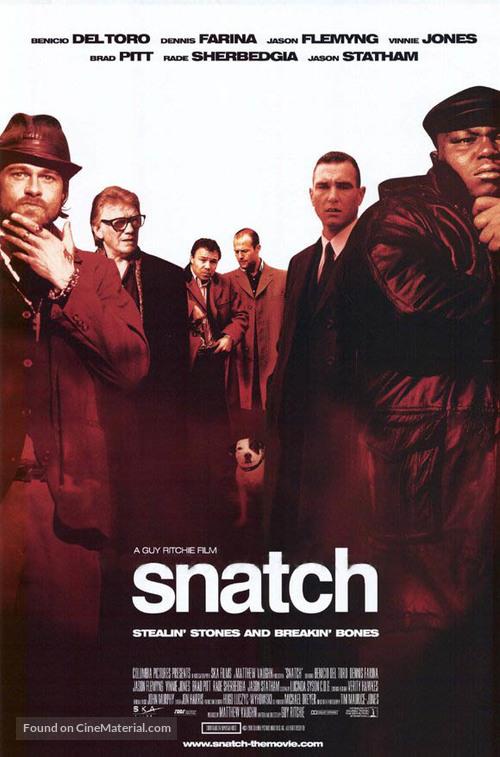 Snatch - Movie Poster