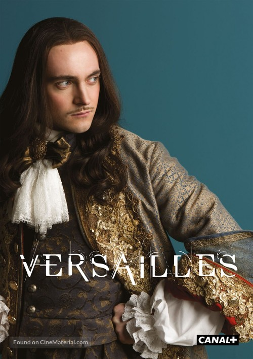 """""""Versailles"""" - French Movie Poster"""