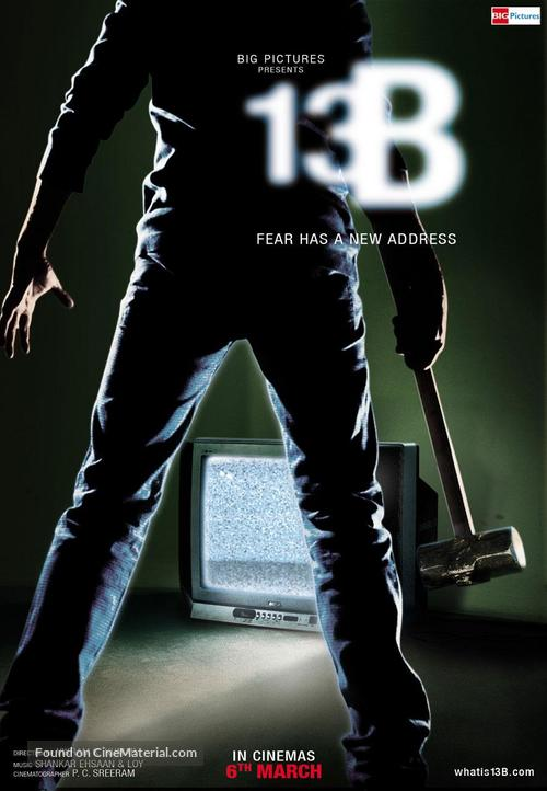 13B - Indian Movie Poster