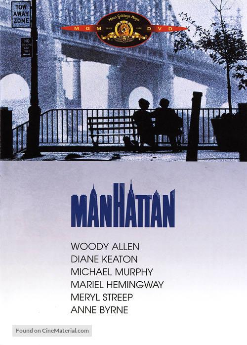 Manhattan - DVD movie cover