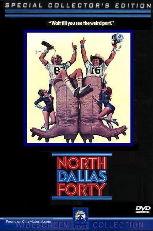 North Dallas Forty - Movie Cover