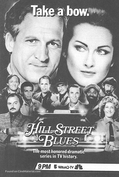 """Hill Street Blues"" - poster"