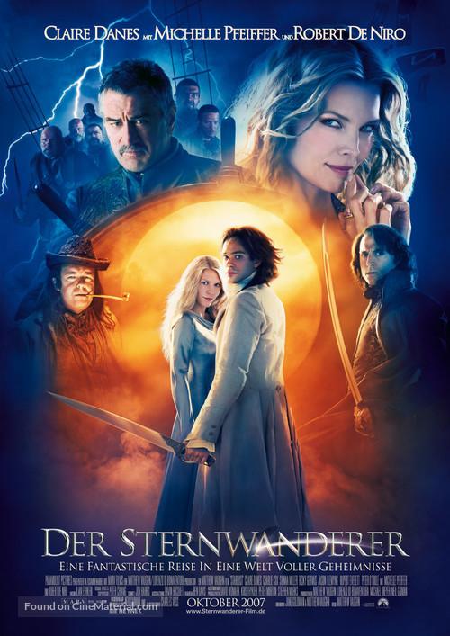 Stardust - German Movie Poster