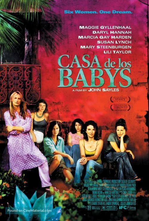 Casa de los babys - Movie Poster