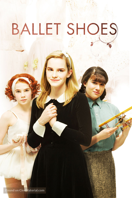Ballet Shoes - DVD cover