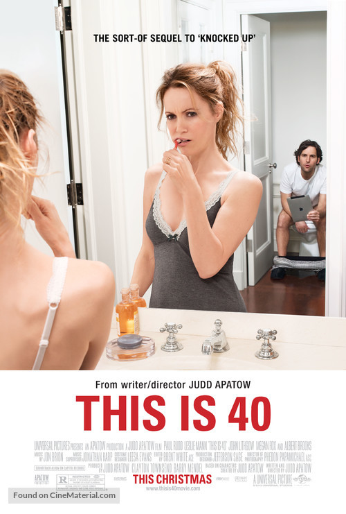 This Is 40 - Movie Poster