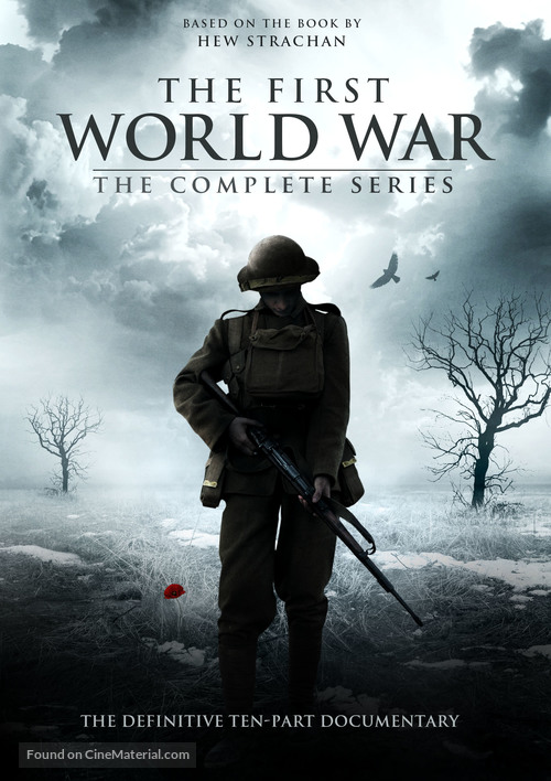 """""""The First World War"""" - DVD movie cover"""