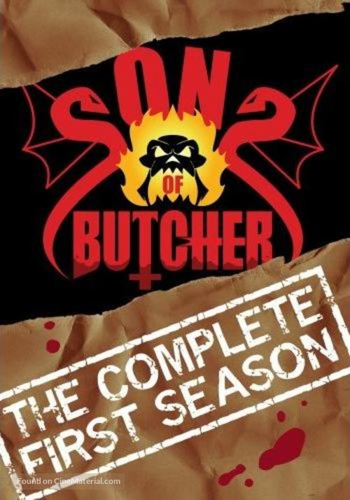 """""""Sons of Butcher"""" - Canadian DVD movie cover"""